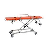 YXH-3G Aluminum Loading Ambulance Stretcher