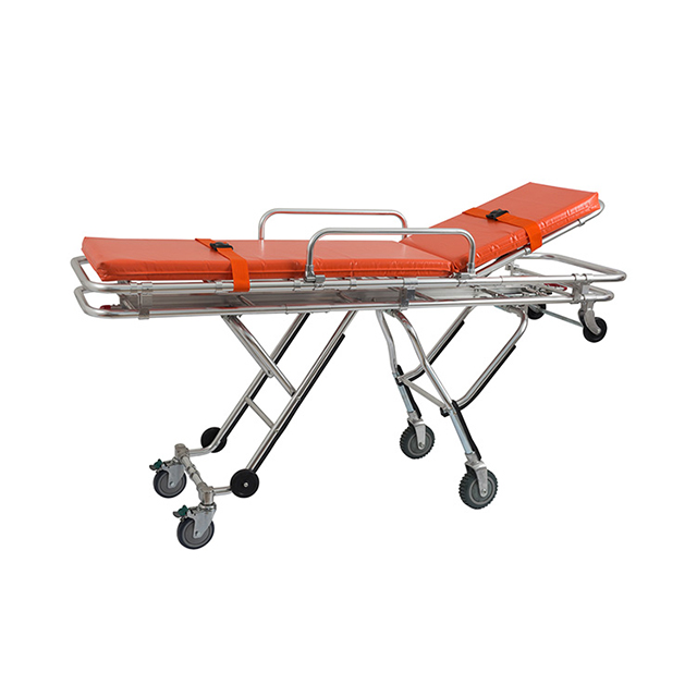 YXH-3D铝质救护车担架