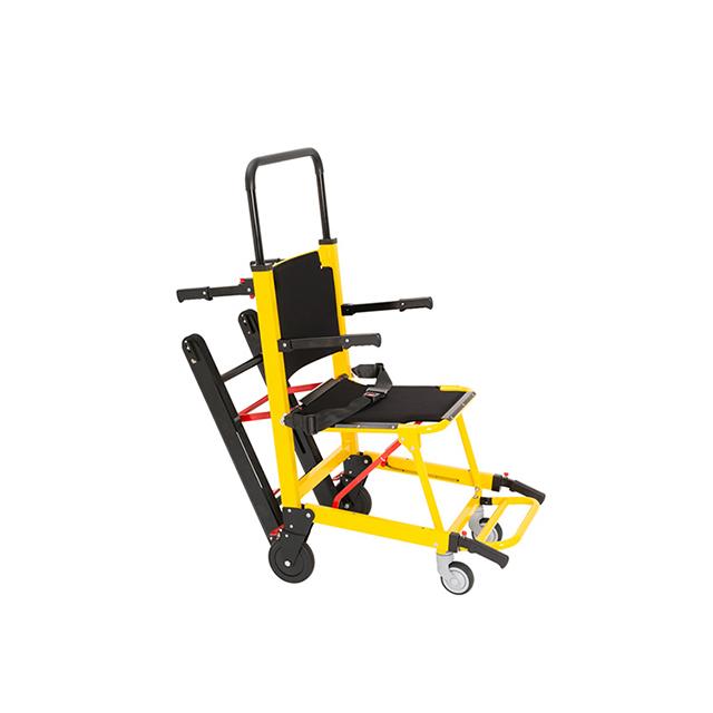 Meditech铝合金楼梯椅担架,用于残疾人上下楼梯运输