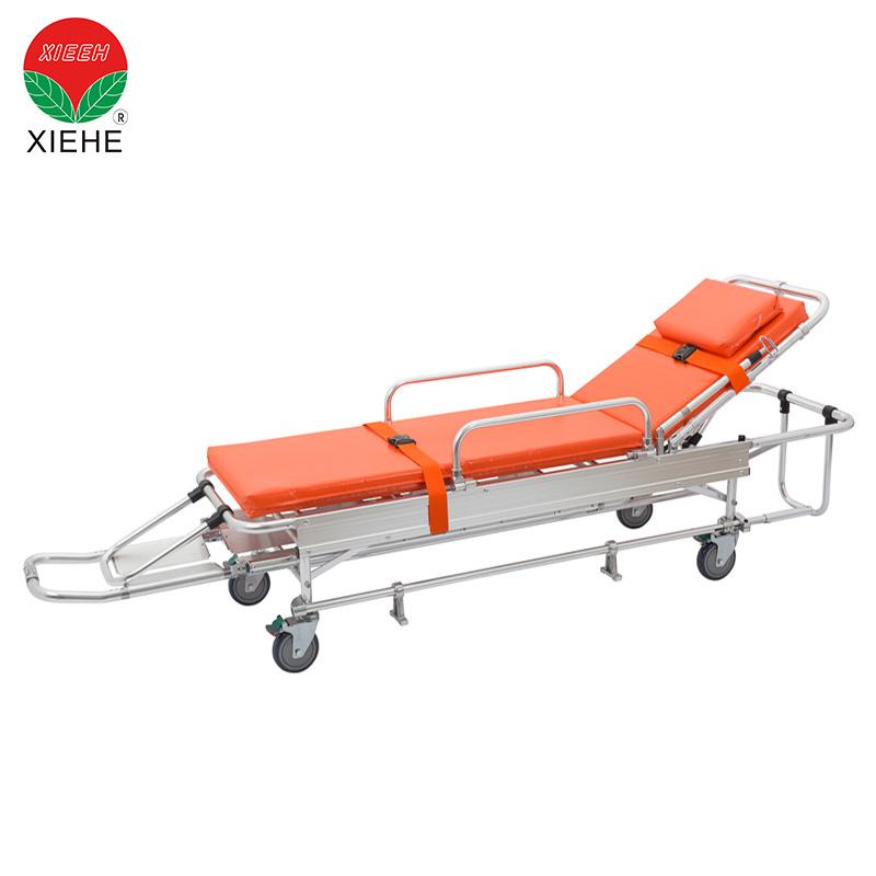 轮式病人转移急救救护车担架位置升降机