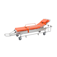YXH-2B Aluminum Loading Ambulance Stretcher