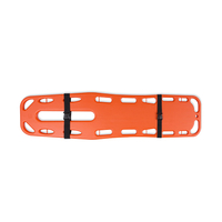 PE Hospital Spine Board with Straps And Immobilization