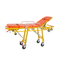 YXH-3C Steel Loading Ambulance Stretcher