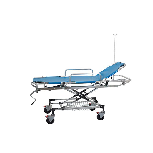 YXH-3L铝制急诊床